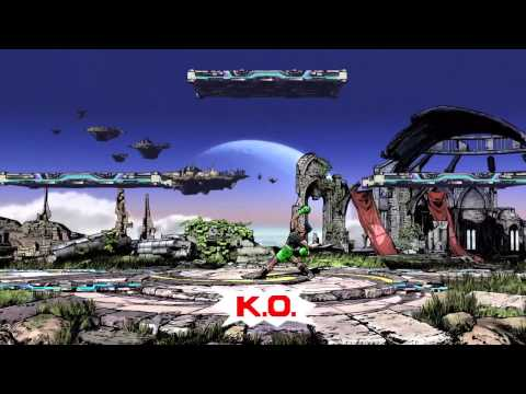 Super Smash Bros (Wii U & Nintendo 3DS) - Little Mac joins the battle!
