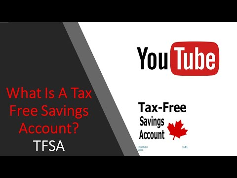 What Is A Canadian TFSA?
