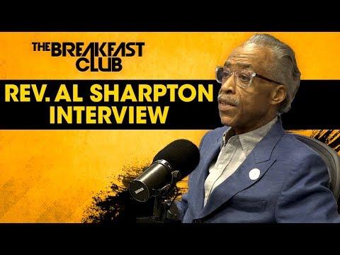 Rev. Al Sharpton Talks National Action Network, 2020 Politics, Nipsey Hussle + More