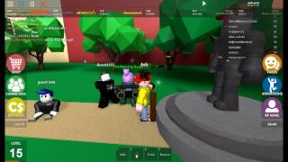 roblox how to summon guest 666 unsecsesful