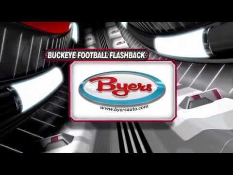 Byers Buckeye Football Flashback - 1995 Illinois vs. OSU
