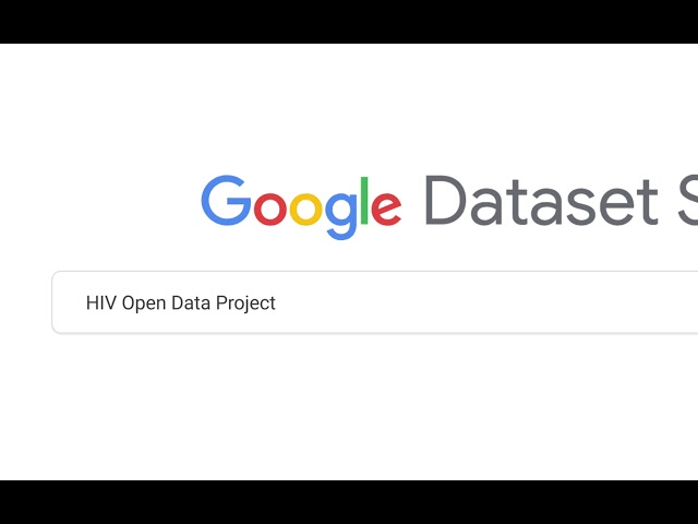 Google's new search engine reveals public datasets for research and