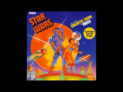 Meco - Star Wars and Other Galactic Funk: Star Wars (HD Vinyl Recording)