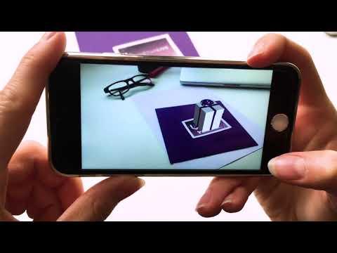 Virdys - TESSI Customer marketing - Virtual LIVE - Phygital marketing AR