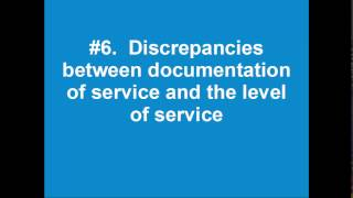 Top 10 Documentation Issues for EMS Professionals