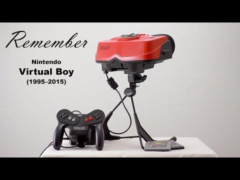 Remember: Virtual Boy 1995–2015
