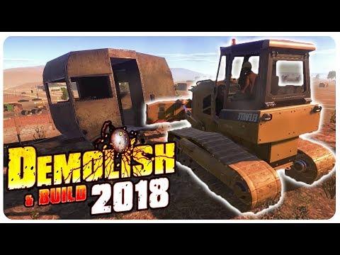 Demolish and Build 2018 - Earn $$$ with Epic Demolition Company!   Demolish and Build 2018 Gameplay