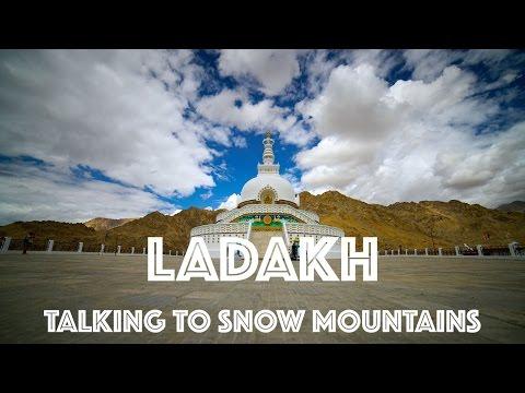 Snow Mountains Travel Vlog Ladakh   CAMERAMA   Travel-vlog #1   October 2016