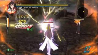 Bleach: Soul Resurrecion (PS3) w/ Sukwendo (Aizen no owari da!) 2011.09.21 - 1 / 9