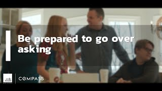 Creative Ways to Get Your Offer Accepted: Be Prepared to Go Over Asking