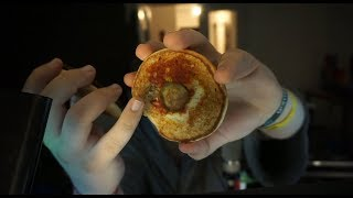 McDonalds: HAMBURGER nach einem TAG noch genießbar?