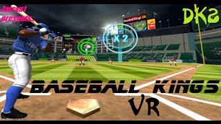 Oculus Rift DK2: Baseball Kings VR