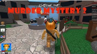 ROBLOX MURDER MYSTERY 2 - SECRET HIDING PLACES & MORE! | AdamGinger