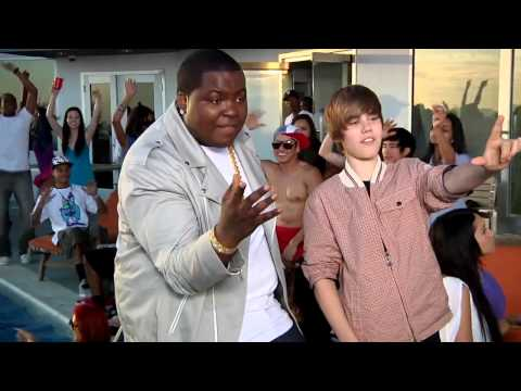"Justin Bieber feat. Sean Kingston - EENIE MEENIE ""Behind the scenes"""