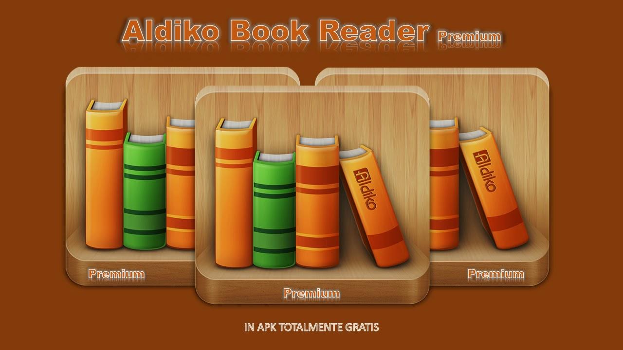 ALDIKO BOOK READER PREMIUM [COMPLETAMENTE GRATIS EN APK