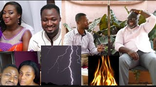 🥺SPIRITUAL MARRIAG£ AND W£APONGS AND ITS IMPLICATIONS ON CELEBRITIES- V. R PETER OFORI
