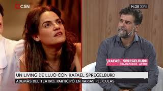 Entrevista a Rafael Spregelburd