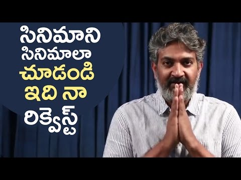 SS Rajamouli Emotional Request To Kannada Audience About Baahubali 2 and Sathyaraj Issue | TFPC