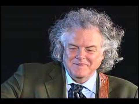 Peter Rowan Teaches Wayfaring Stranger (w/ host Happy Traum)
