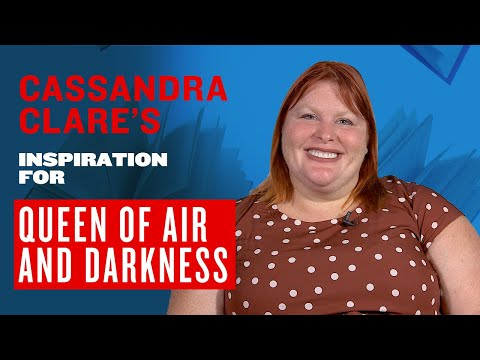 Spring 2019 Preview Speaker Cassandra Clare Talks QUEEN OF AIR AND DARKNESS