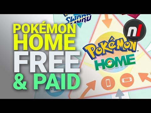 Codes For Project Pokemon Roblox 2020 Pokemon Home Details Revealed Free And Premium Plans National Pokedex And More Nintendo Life