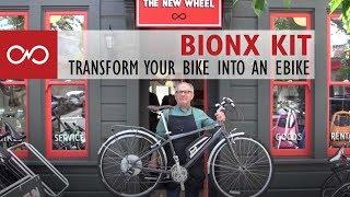 Review: Bionx Electric Bike Conversion Kit