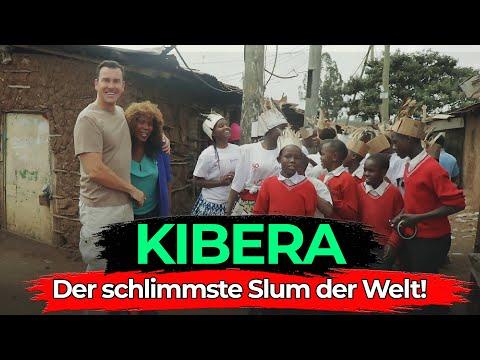 KIBERA - Der schlimmste Slum der Welt! (Mini-Doku)