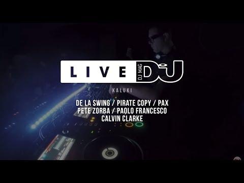 DJ Mag Live presents Kaluki w/ De La Swing & more