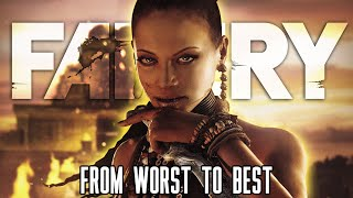 Far Cry Games From Worst To Best