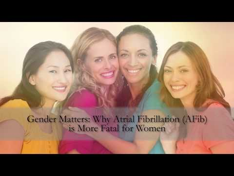 AFib Risk Greater of these Women