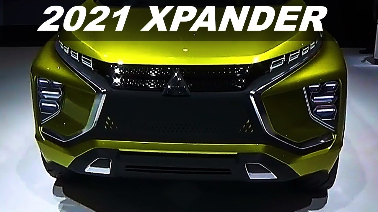 All New 2021 Mitsubishi Xpander Best Mpv Will Be Like This Concept Youtube