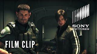 Resident Evil: Vendetta - Brand New Film Clip