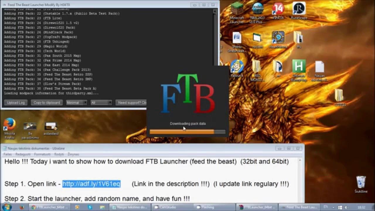 minecraft 64 bit cracked launcher download
