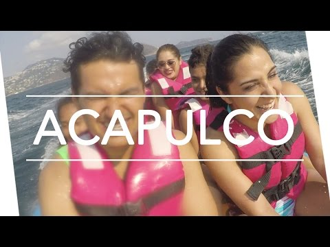 5 thing you MUST do in ACAPULCO | travel