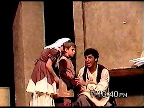 Cyrano de Bergerac - New Bremen High School Drama Club - 2003