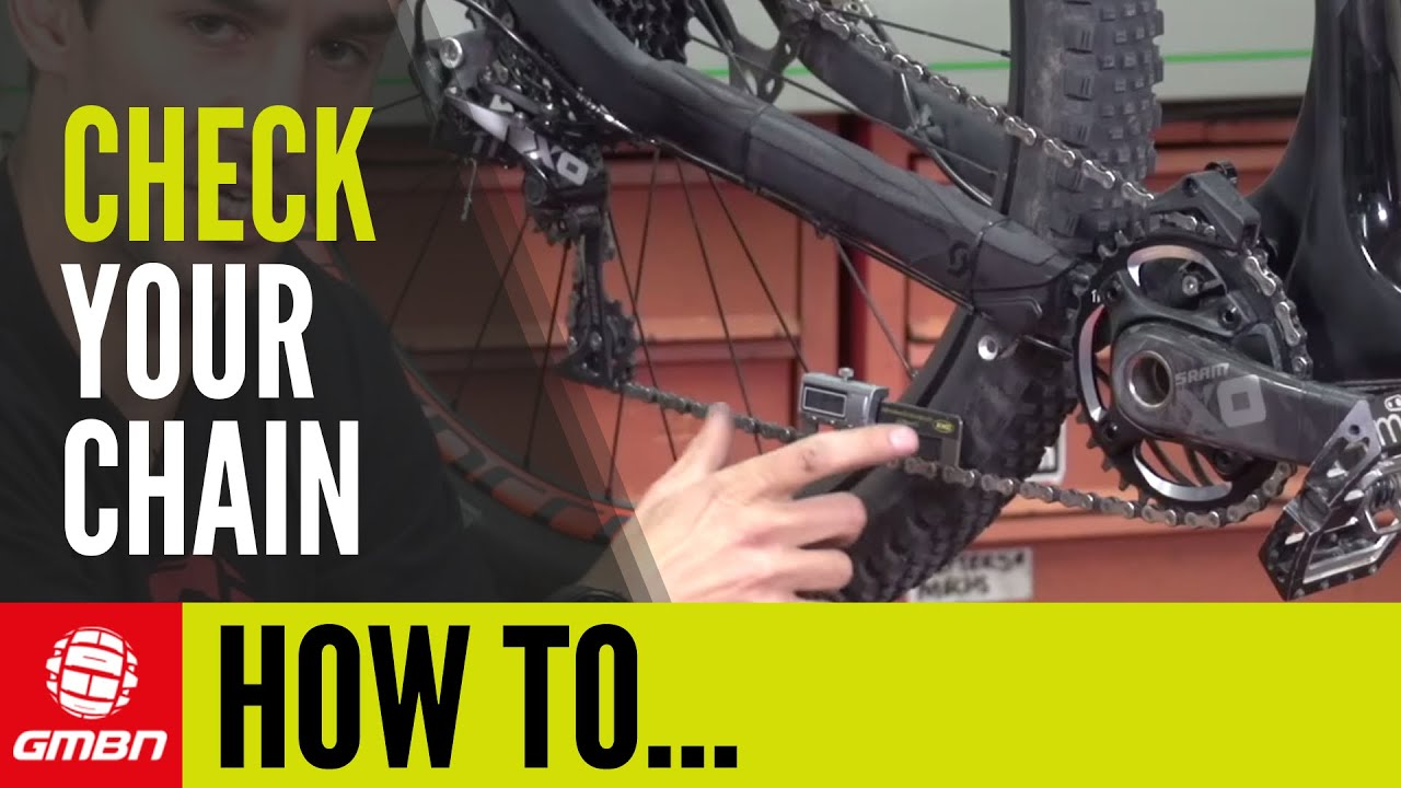 How To Check Your Mountain Bike Drivetrain For Wear – When ...