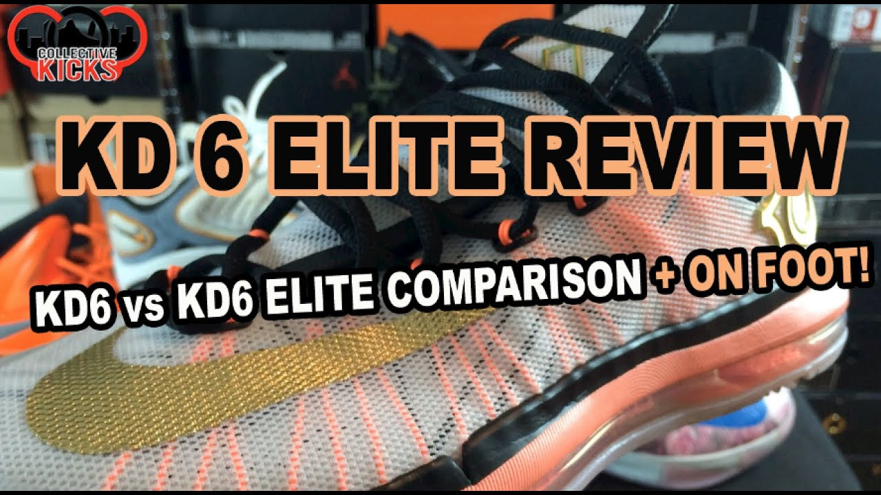Kd Shoes 6 Elite