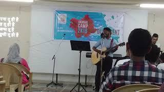 Jis din main tu na ho who din hi nahi Hindi Worship Song at ICPF Youth Camp