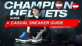 Casual Riding Shoe Guide - Cha…