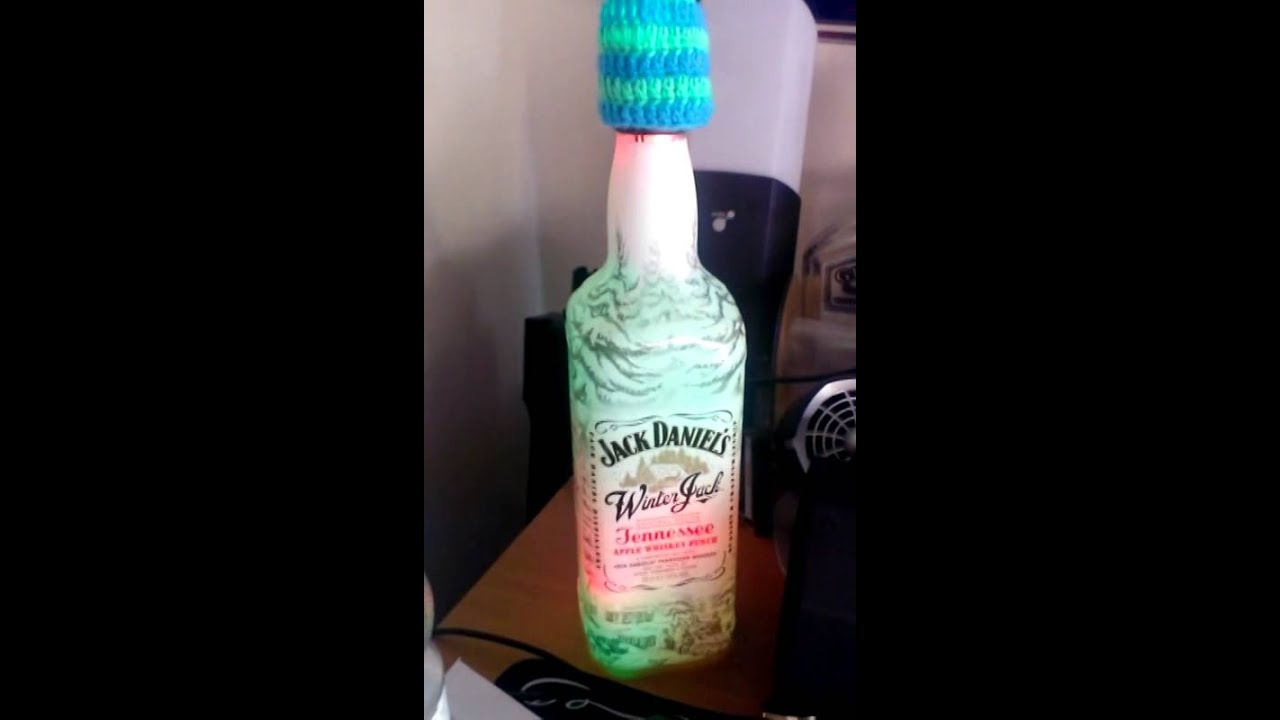 Winter jack jack daniels