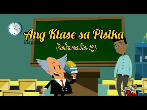 Kabanata 13 - Ang Klase sa Pisika (El Filibusterismo) - YouTube