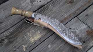 Benefits of Carrying a Kukri/Khukuri for Wilderness Survival