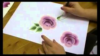 rozsalevel festese