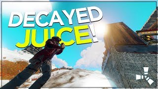 FIGHTING for DECAYED BASES! (SOLO VANILLA RUST #5 S46)