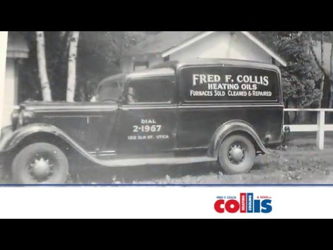 Tankless Hot Water, Duct Cleaning & Indoor Air Quality Services from Fred F. Collis & Sons