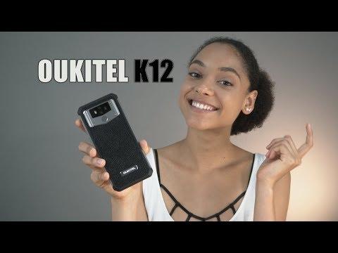 OUKITEL K12: 10,000mAh Monster Battery!