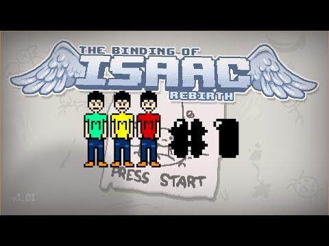 Binding of Isaac : Rebirth | ตอนที่ 1 เกมอะไรร้องไห้ใส่ขี้ By Midas