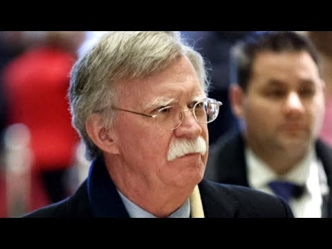 John Bolton begins role as Trump's national security adviser