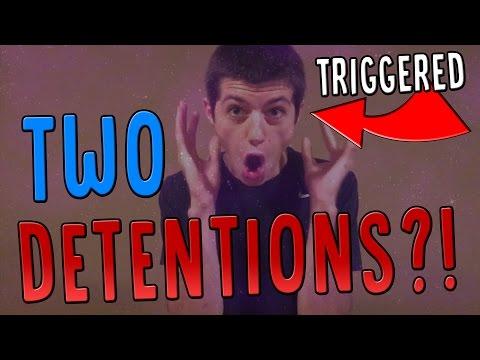 I Got TWO Detentions?! Mega Rant