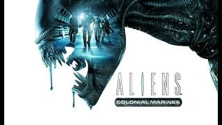 Aliens  Colonial Marines - Cinematic-Trailer  »Contact« (Extended Version)